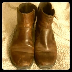Clark's Ankle Boots